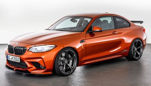 AC Schnitzer BMW M2 Competition Packs 500 Horses