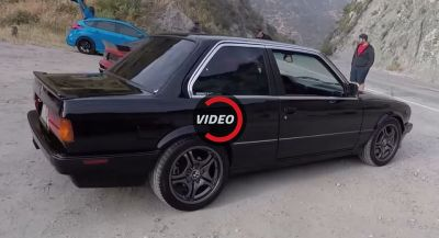 Think The E30 BMW 3-Series Is Light Enough For A V8?