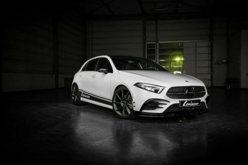 Lorinser Make Your New Mercedes A-Class Looks Like An AMG
