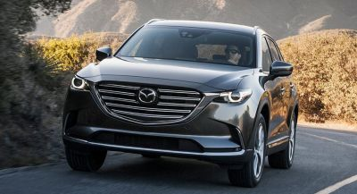 Mazda's New Flagship Is One Of The Safest On The Road
