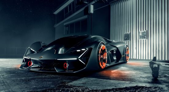Lamborghini Could Build A New Hypercar To Sit Above Aventador SVJ