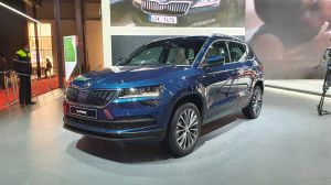 Skoda Commences Online Bookings For 2020 Karoq Superb Facelift And BS6 Rapid TSI In India