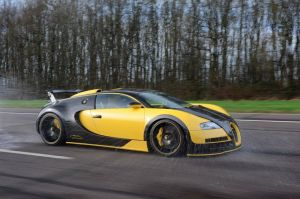 Oakley Design Unveil Their 1145HP Carbon Bugatti Veyron