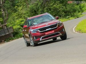 Kia Seltos Could Get Clutchless Manual iMT Option With Its Petrol Powertrains On April 27