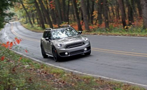 2018 Mini Cooper S E Countryman All4 Plug-In Hybrid Tested: Hybrid Zoot
