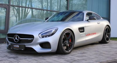 VOS Want To Sell You This 635 PS Mercedes-AMG GT S For $150k