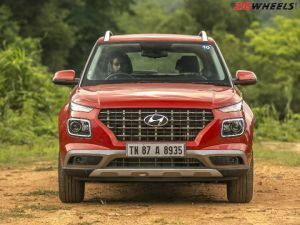 Hyundai Venue Crosses 75000 Bookings Since India Launch