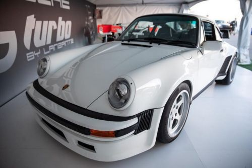Lanzante F1-Powered Porsche TAG Turbo Is Something Special