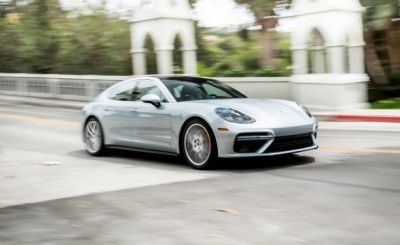 The Lapper Gets Dapper: 2017 Porsche Panamera Turbo Full Test
