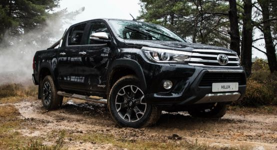 Toyota HiLux Invincible 50 Chrome Edition Celebrates 50th Anniversary