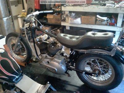 1978 IRONHEAD HARLEY SPORTSTER. WHAT TO DO WITH IT?