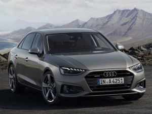 Audi Debuts New A4 Lineup With Sporty Makeover And Hybrid Powertrains