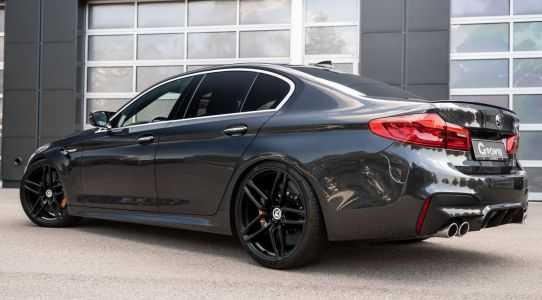 G-Power Crank New BMW M5 Up To 790 HP