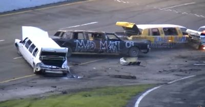 Limousine Demolition Derby Is A Motorsport The FIA Needs To Endorse