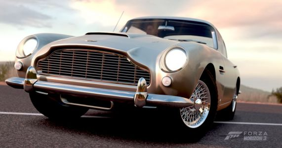 Some Of Bond's Best Vehicles Are Coming To Forza Horizon 4