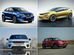 Car News Of The Week Maruti Baleno Launched Mahindra XUV300 Coming Soon MG Hector Too And More