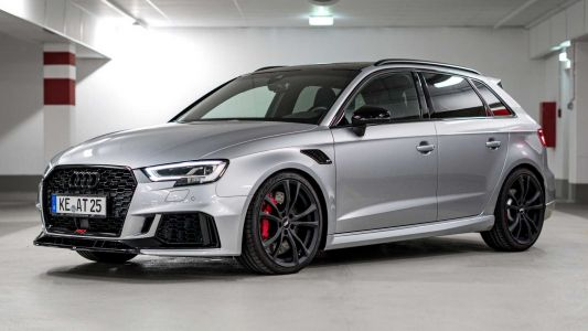 ABT Cranks Audi RS3 To 470 HP