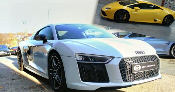 An Early MkII Audi R8 Is Like A Huracan But With £55,000 Change