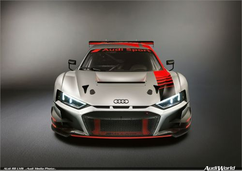 2019 Audi R8 LMS GT3 EVO makes US debut on display at Road Atlanta Petit Le Mans