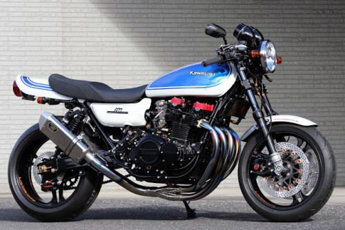 Kawasaki Z2 by Bull Dock
