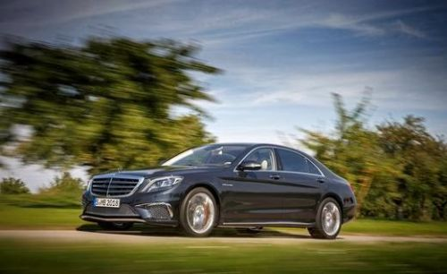 Mercedes-AMG S65 Sedan Final Edition Will Be The Last V12 Sedan