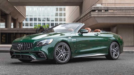 Mercedes Will Now Paint Your Car Any Colour You Like