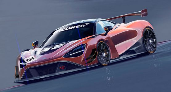 New McLaren 720S GT3 Coming To A Track New You In 2019