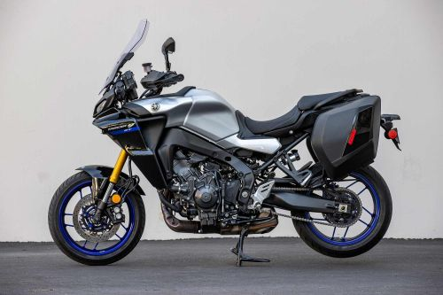 2021 Yamaha Tracer 9 GT MC Commute Review
