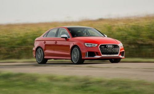 400-HP 2017 Audi RS3 Tested: Five Is Better than Four