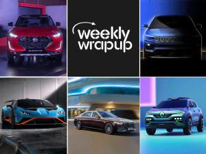Top Car News India Renault Kiger Revealed Nissan Magnite Launch Date Announced Jeep Compass Facelift Mercedes-Maybach S-Class Unveiled And More