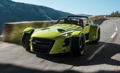 Donkervoort D8 GTO-RS: The Donkervoortiest Street-Legal D8 Yet