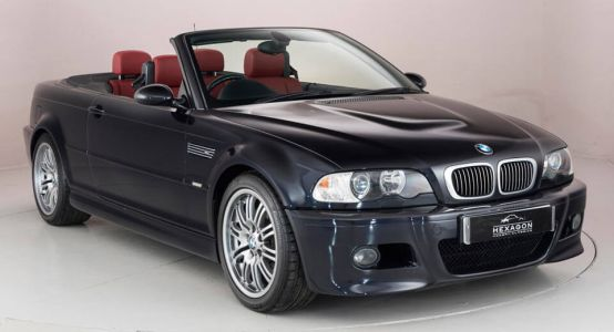 Would You Buy This BMW M3 Convertible For £25k?