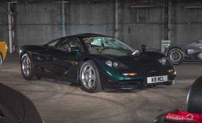 Gordon Murray Tells Why the McLaren F1 Had a Center Driver's Seat, and Other Secrets of the Supercar's Design