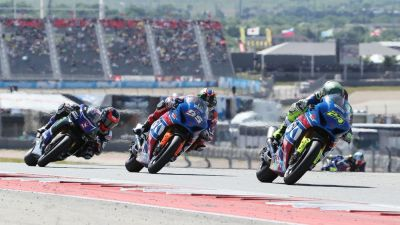 MotoAmerica Race Results From Sunday at Circuit of the Americas