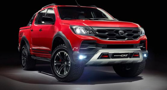 Potent Colorado SportsCat Marks A New Beginning For Holden Special Vehicles