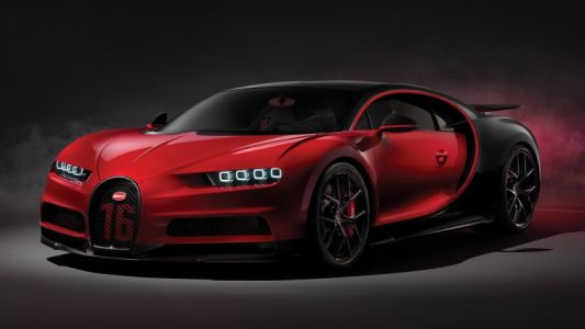 Bugatti Could Unveil Extreme Chiron Variant In Geneva