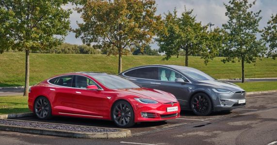 The Tesla Model S P100D Is Now Nearly £50k Cheaper