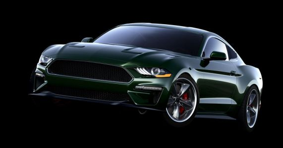 There's Already An 800bhp Tuning Programme For The Ford Mustang Bullitt