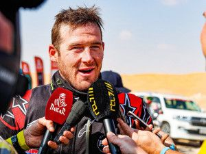 Dakar 2020 Ricky Brabec Scores Historic Win For Honda As Sainz and Karginov Join Winners Circle