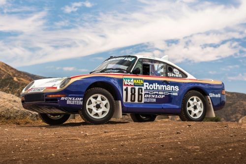 1985 Porsche 959 Paris-Dakar Sold For R84 Million