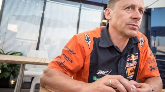 Red Bull KTM MotoGP Team Manager Mike Leitner-10 Questions