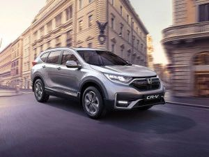 Honda CR-V Special Edition SUV Launched In India At Rs 2950 Lakh