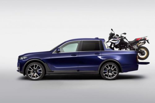 This BMW X7 Pickup Is Real