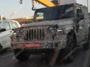 2020 Mahindra Thar To Debut In India After The Lockdown