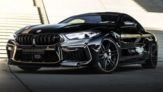 Manhart BMW M8 Competition Performance Delivers Monstrous 823 HP