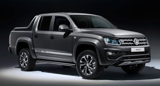 VW Welcomes New Amarok Limited Edition To The Dark Side