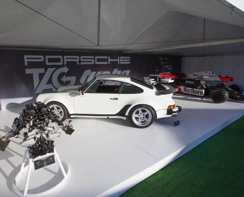 Lanzante Are Building 11 Porsche 930s With Real TAG F1 Turbo Engines