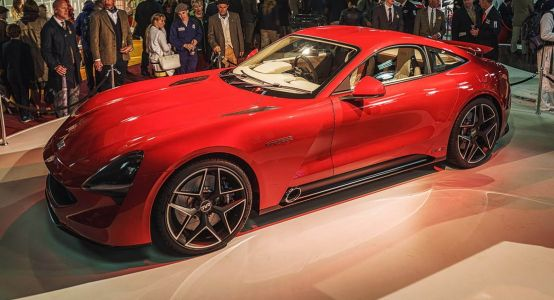 Welsh Government Purchases 3 Per Cent Stake In TVR