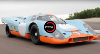 1970 Porsche 917K From Steve McQueen's Le Mans Is Going Up For Auction