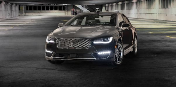 BlackBerry QNX's self-driving Lincoln MKZ - what's under the hood?